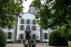 Schloss Jegenstorf vom 08.07.2015