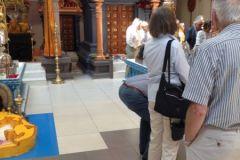Besichtigung Haus der Religionen August 2016