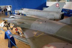 Besuch des Fliegermuseums Payerne vom 2.5.2017